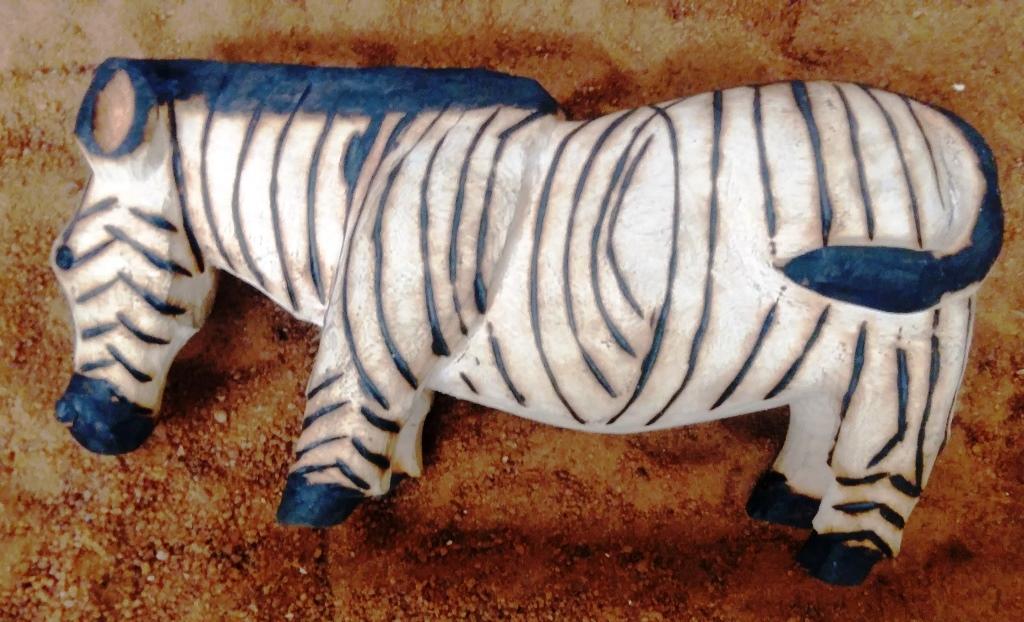 Johannes AUSEB – Zebra