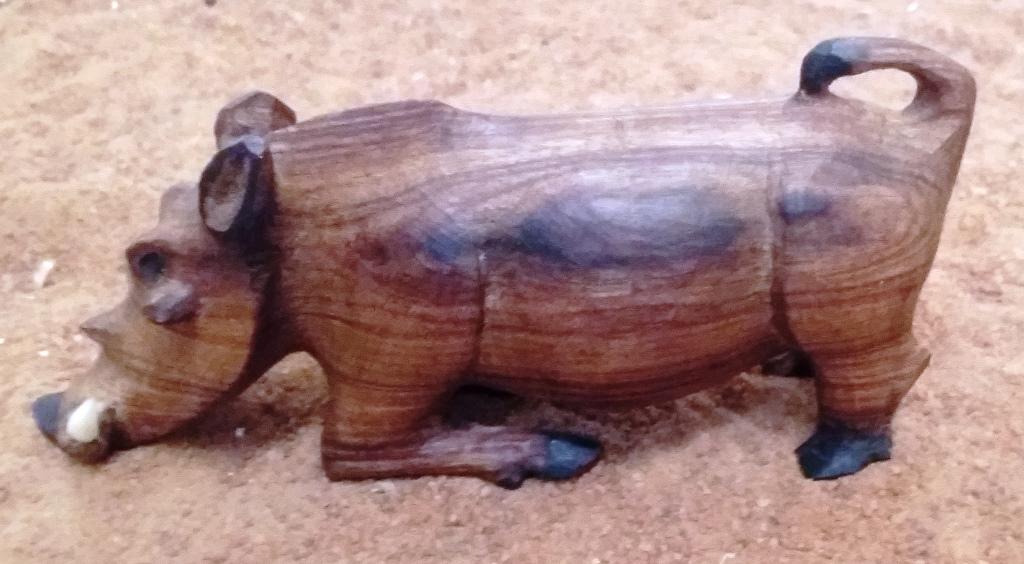Johnny SHEEFENI – Warzenschwein