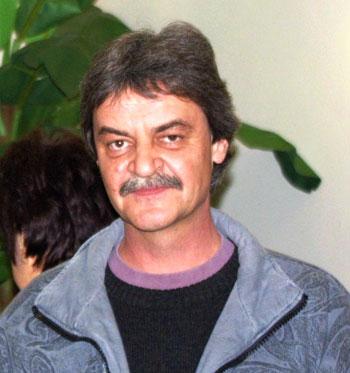 Gisi Hoffmann als Teilnehmer des 2. Benefizkonzertes am 01.11.2003