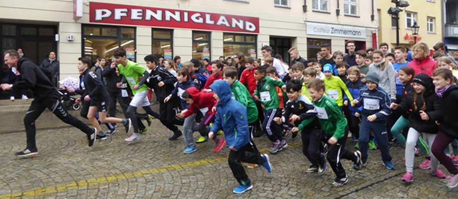 Afrika-Lauf des Freiherr-vom-Stein-Gymnasiums Berlin